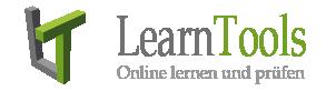 Digitales Lernen und Prüfen Logo